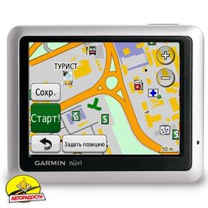 Автомобильный навигатор Garmin nuvi 1200 - Автомобильный навигатор Garmin nuvi 1200