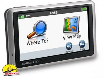 Автомобильный навигатор Garmin nuvi 1350 - Автомобильный навигатор Garmin nuvi 1350 НавЛюкс