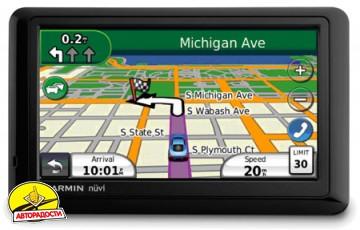Автомобильный навигатор Garmin nuvi 1490T - Автомобильный навигатор Garmin nuvi 1490T НавЛюкс