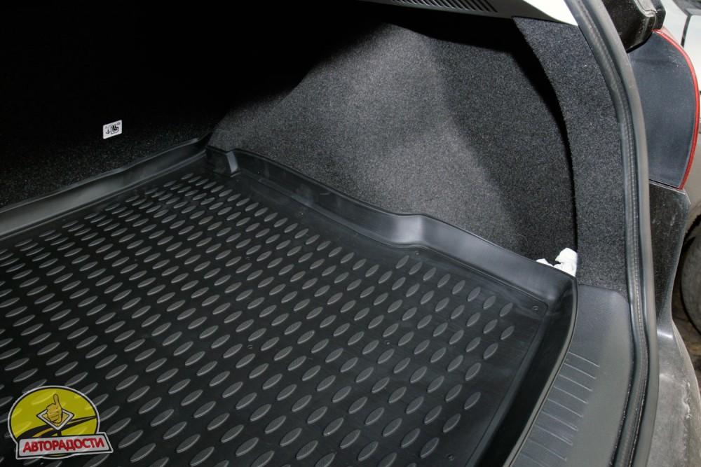 Автомобильные коврики в салон и багажник