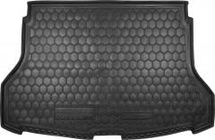 Коврик в багажник для Nissan X-Trail (T32) '14-, резиновый (AVTO-Gumm)