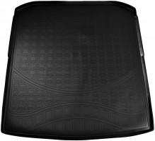 Коврик в багажник для Skoda Superb '15-, полиуретановый (NorPlast)