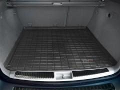 Коврик в багажник для Mercedes ML-Class W164 '05-11, резиновый (WeatherTech) черный