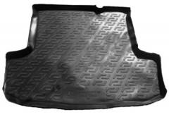 Коврик в багажник для Fiat Linea '07-15, резиновый (Lada Locker)