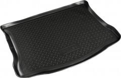 Коврик в багажник для Ford Kuga '08-13, резино/пластиковый (Norplast)