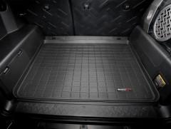 Коврик в багажник для Toyota FJ Cruiser '06-, резиновый (WeatherTech) черный