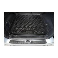 Коврик в багажник для Ssangyong Rexton II '01-12, резиновый (Lada Locker)