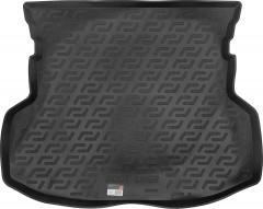 Коврик в багажник для Geely MK Sedan '06-14, резино/пластиковый (Lada Locker)