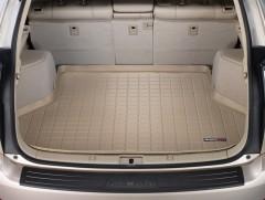 Коврик в багажник для Lexus RX '03-08, резиновый (WeatherTech) бежевый