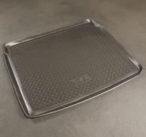 Коврик в багажник для Citroen DS5 '08- хетчбэк, полиуретановый (NorPlast) черный