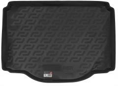 Коврик в багажник для Opel Mokka '12-, резино/пластиковый (Lada Locker)