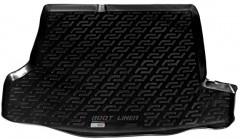 Коврик в багажник для Volkswagen Passat B5 '97-05 седан, резино/пластиковый (Lada Locker)