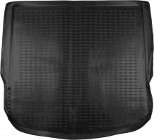 Фото 1 - Коврик в багажник для Ford Mondeo '07-14 хетчбэк, полиуретановый (Novline) черный EXP.NLC.16.18.B11