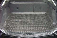 Фото 2 - Коврик в багажник для Ford Mondeo '07-14 хетчбэк, полиуретановый (Novline) черный EXP.NLC.16.18.B11