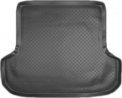 Коврик в багажник для Mitsubishi Pajero Sport '98-08, полиуретановый (NorPlast)