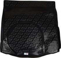 L.Locker Коврик в багажник для Audi A6 '05-10 седан, резино/пластиковый (Lada Locker)