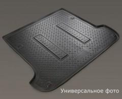 Коврик в багажник для Mercedes A-Class W176 '12-, полиуретановый (NorPlast) черный