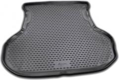 Коврик в багажник для Lada (Ваз) Priora 2171 '07- универсал, полиуретановый (Novline) черный