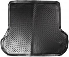 Коврик в багажник для Lexus LX  '00-07, полиуретановый (NorPlast) черный