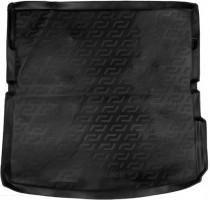 L.Locker Коврик в багажник для Audi Q7 '05-14, резино/пластиковый (Lada Locker)
