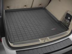 Коврик в багажник для Mercedes ML-Class/GLE W166 '11-, резиновый (WeatherTech) черный