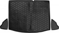 Коврик в багажник для Suzuki Vitara '15-, нижний, резиновый (AVTO-Gumm)