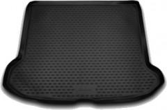 Коврик в багажник для Volvo XC 60 '09-17, полиуретановый (Novline) черный