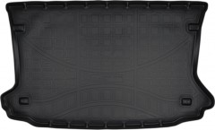 Коврик в багажник для Ford Ecosport '15-, полиуретановый (NorPlast) черный