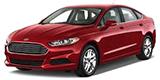 Ford Fusion USA 2012-