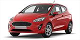 Ford Fiesta с 2018