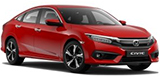 Honda Civic 4D/5D '17-