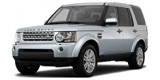 Land Rover Discovery 4 '09-16