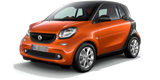 Mercedes Smart Forfour '14-