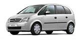 Opel Meriva '03-09
