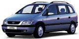 Opel Zafira '99-05