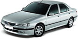 Peugeot 406 '95-04