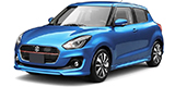 Suzuki Swift 2017 -
