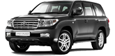 Toyota Land Cruiser 200 '07-