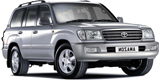 Toyota Land Cruiser 100 '98-07