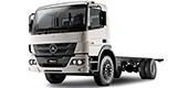 Грузовые автомобили Mercedes Atego