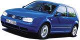 Volkswagen Golf IV '97-03
