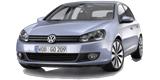 Volkswagen Golf VI '09-12