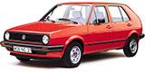 Golf II '83-91