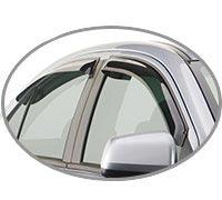 Дефлектори вікон