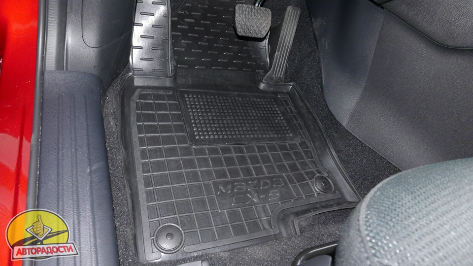 автомобильные коврики mazda cx-5 locker