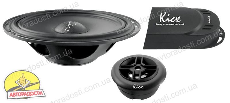 Автоакустика Kicx SL-6.2 - фото 9