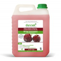 Dannev Летний стеклоомыватель Dannev с ароматом вишни в шоколаде 5 л.