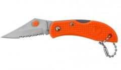 Нож складной Ganzo G623S, оранжевый