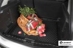 Фото 4 - Коврик в багажник для Suzuki Vitara '15-, верхний, полиуретановый (Novline / Element) черный