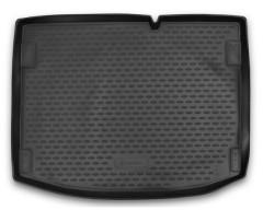 Коврик в багажник для Suzuki Vitara '15-, нижний, полиуретановый (Novline / Element) черный